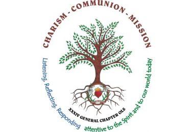 Logo e Motto XXXIV General Chapter