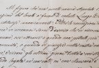 Lettera del fratello Giancarlo