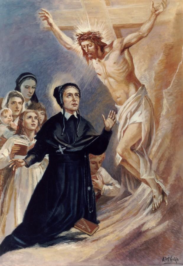 Tela de beatificación