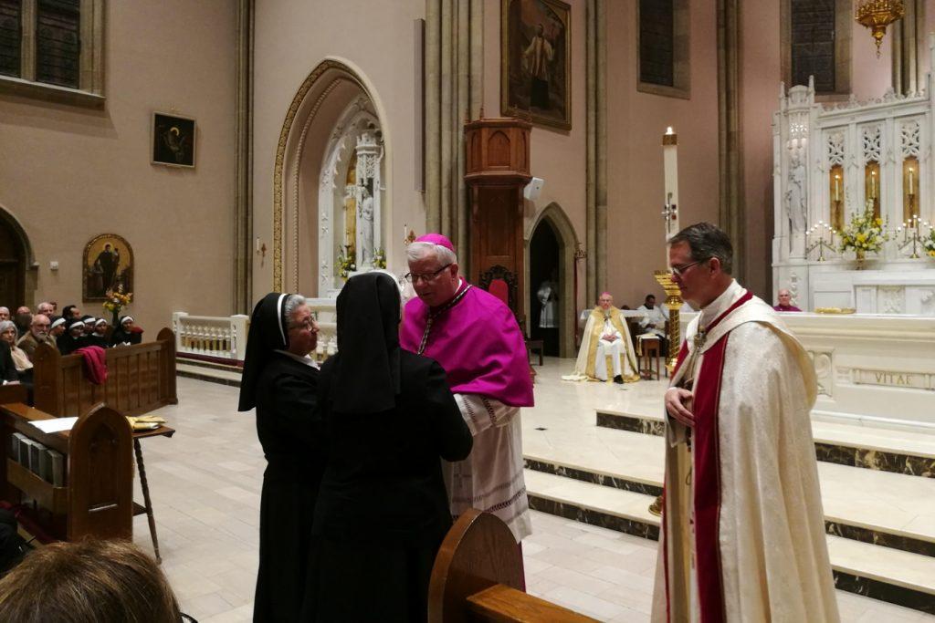New bishop Shreveport