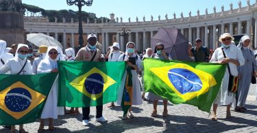 Uma oração pelo Brasil