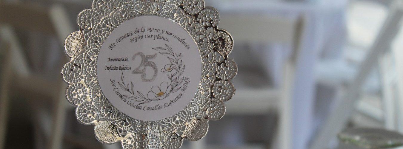 25° Aniversario Sor Carmen Odalia