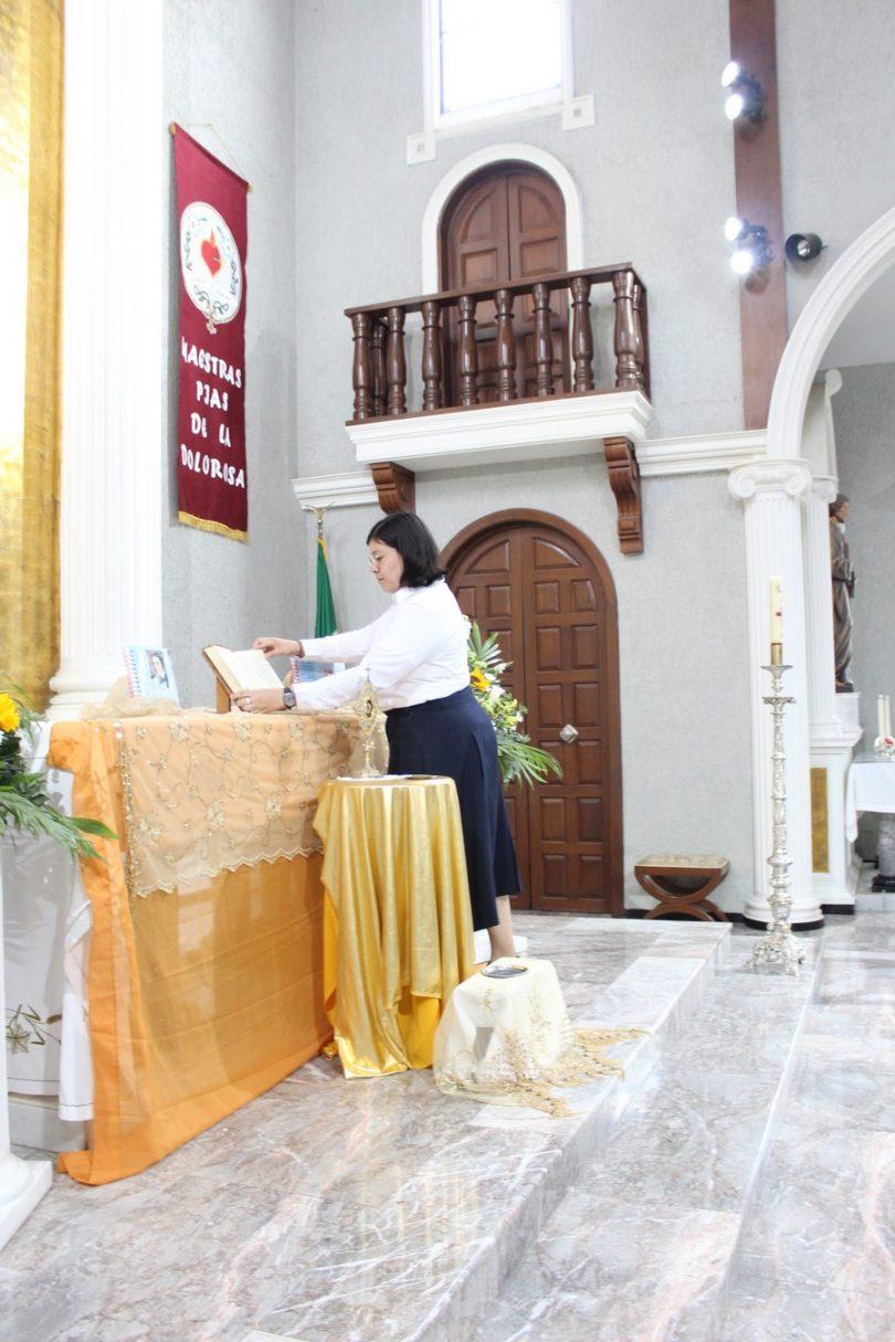 Postulantado- Ana Laura- MPdA